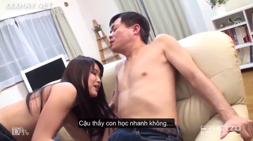 sex viet sub Xoạc cháu gái mới lớn lồn nhiều dâm thủy